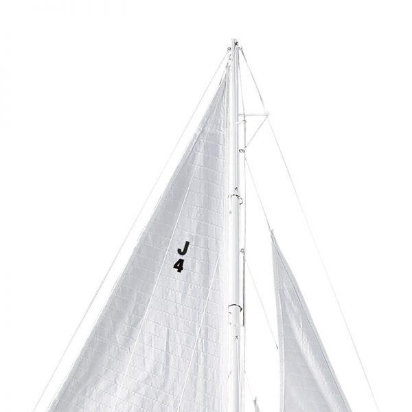 J-Yacht 'Rainbow' 1934.
