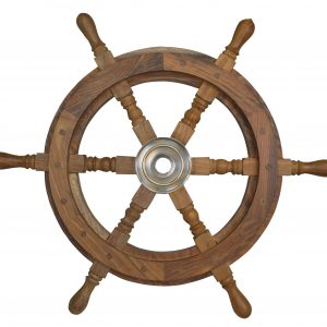 Captain's Steering Wheel WD020